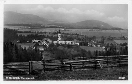 Wenigzell, Steiermark
