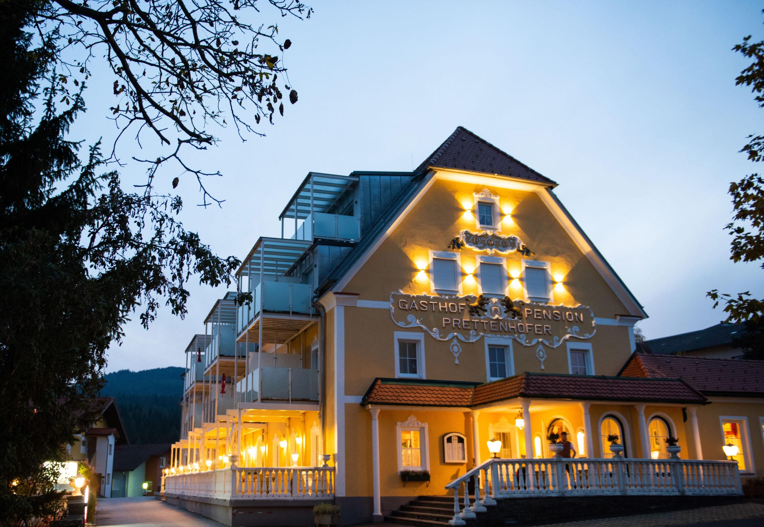 Joglland Hotel *** Prettenhofer, Wenigzell