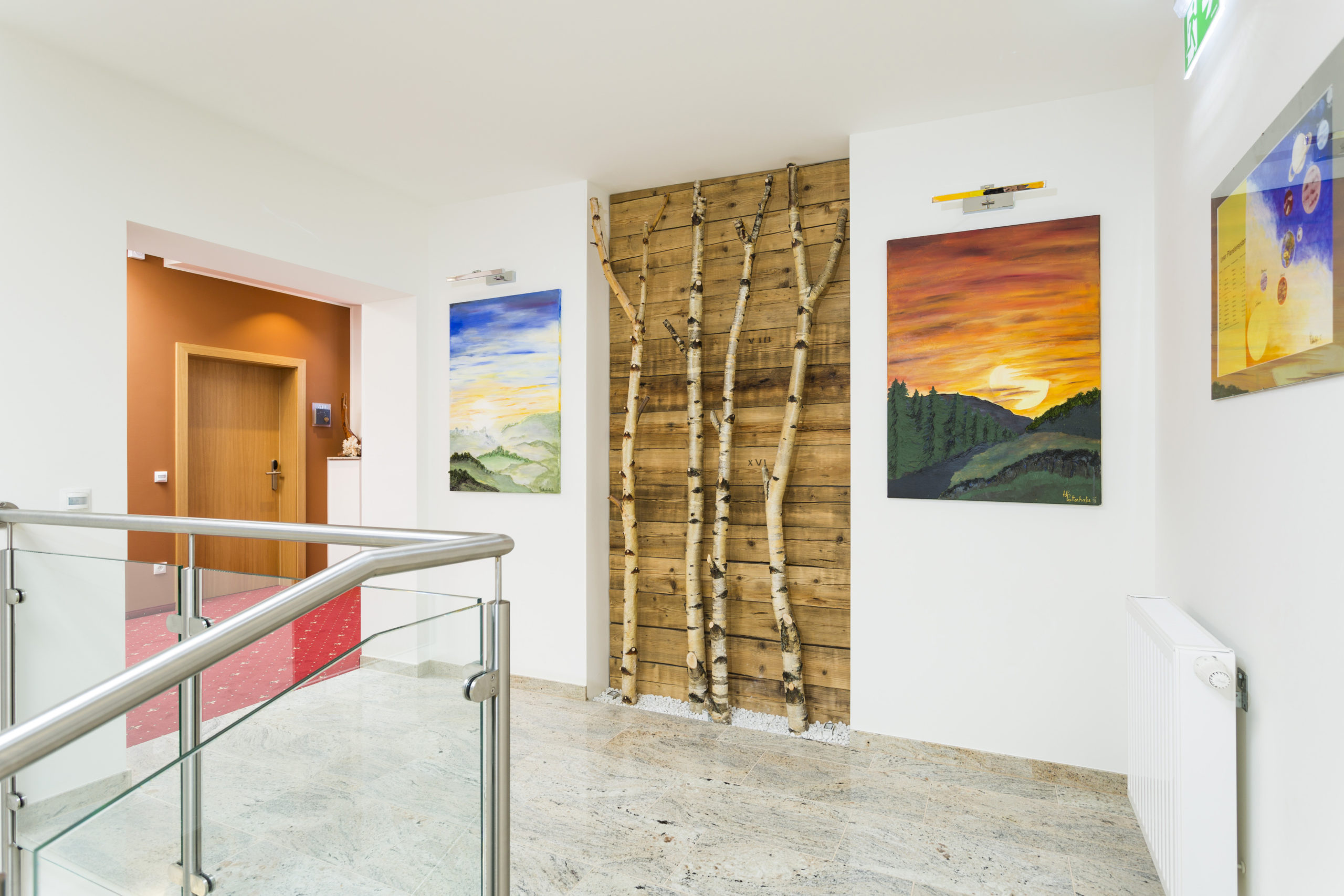 Zimmer im Joglland Hotel