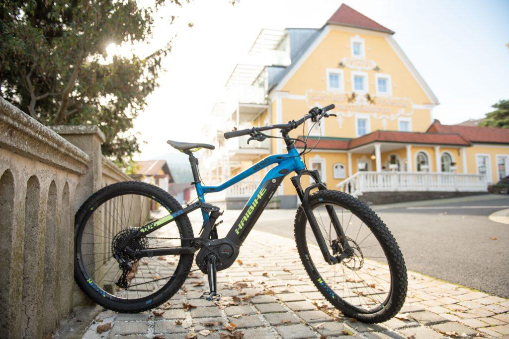 Radtouren im Joglland