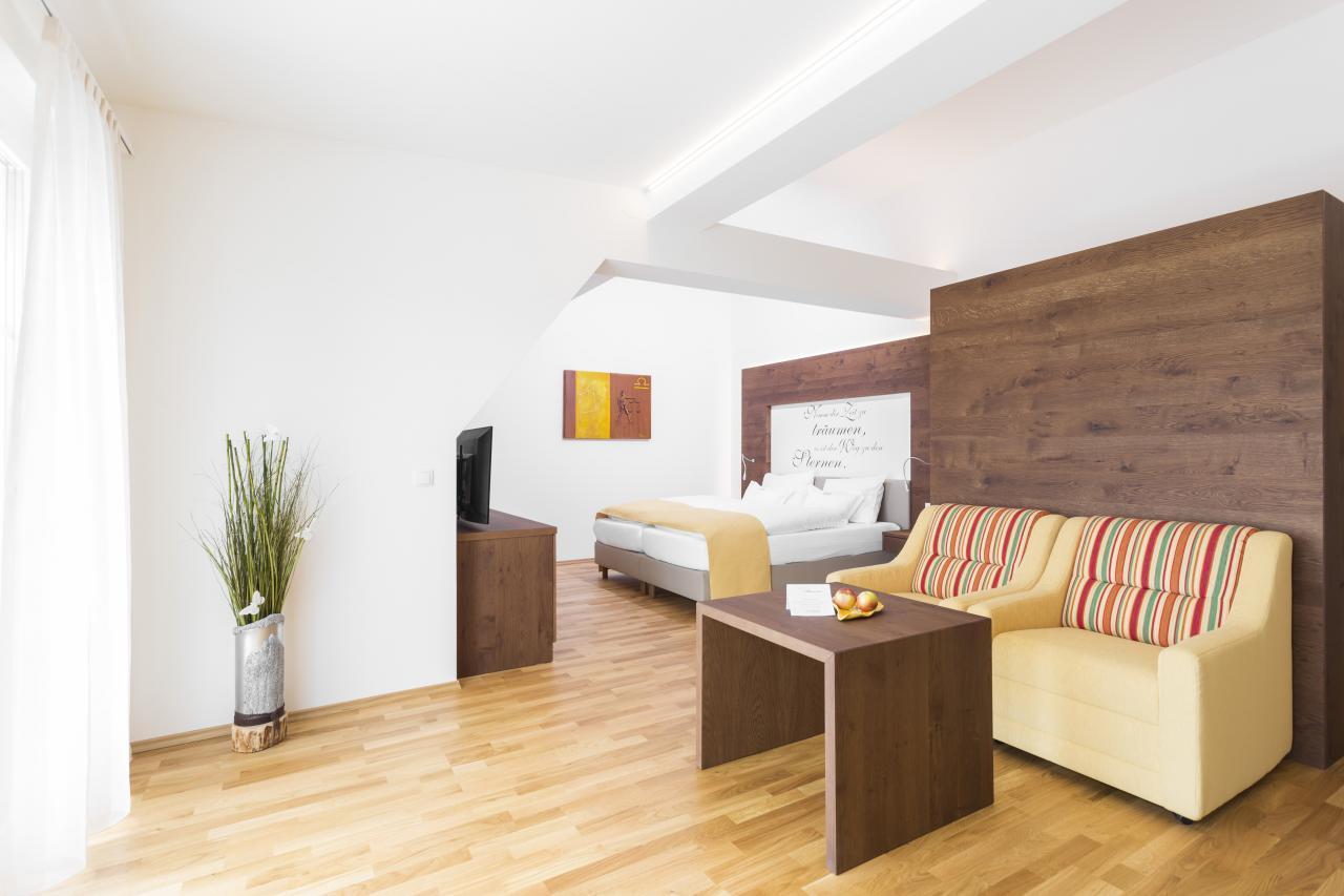 Sternzeichen-Zimmer Joglland Hotel