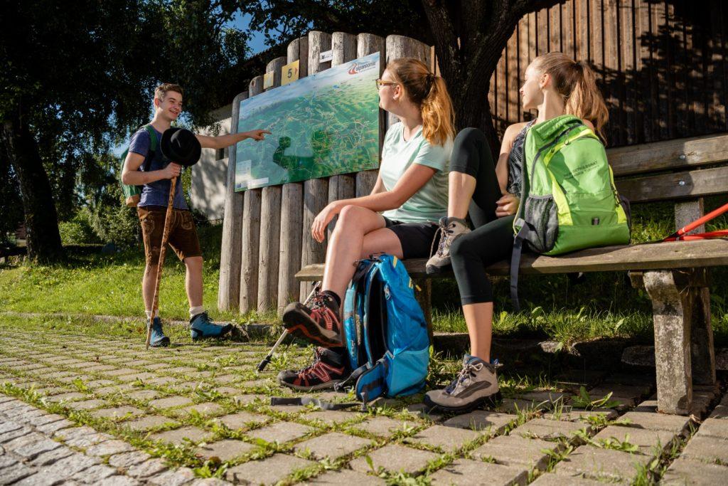 Genuss - Wandern im Joglland