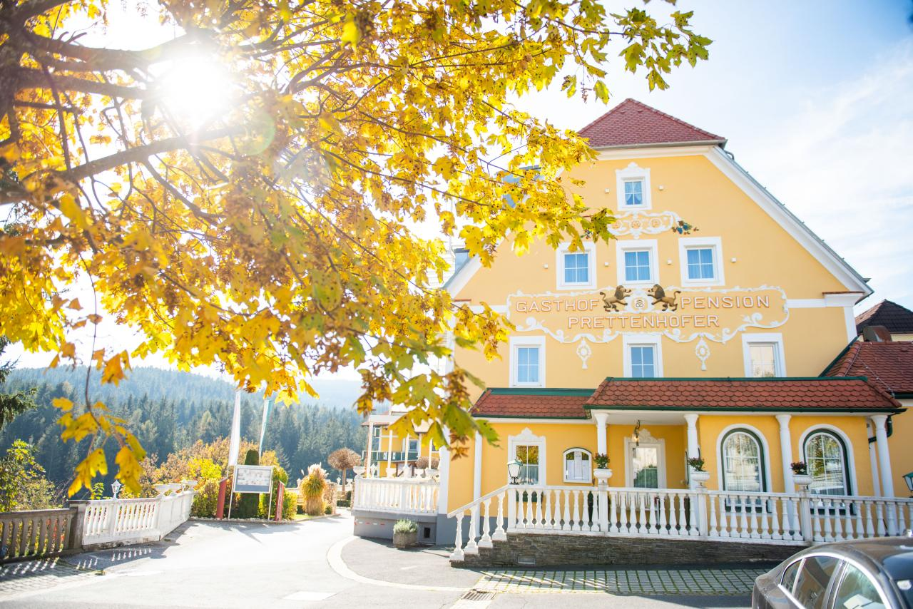 Jogllandhotel Prettenhofer in Wenigzell