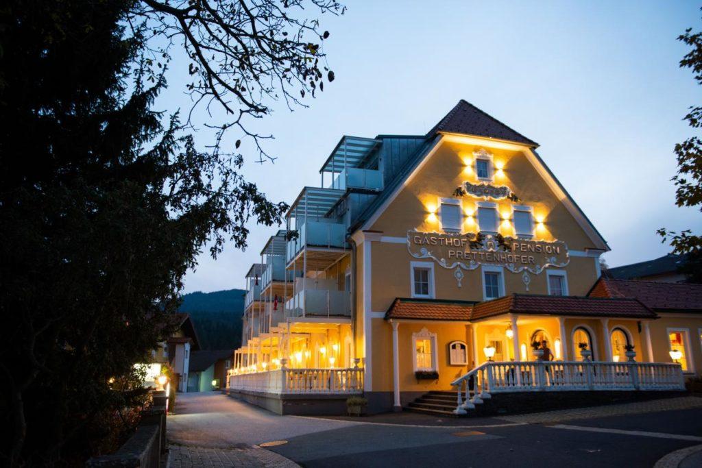 Joglland Hotel, Wenigzell