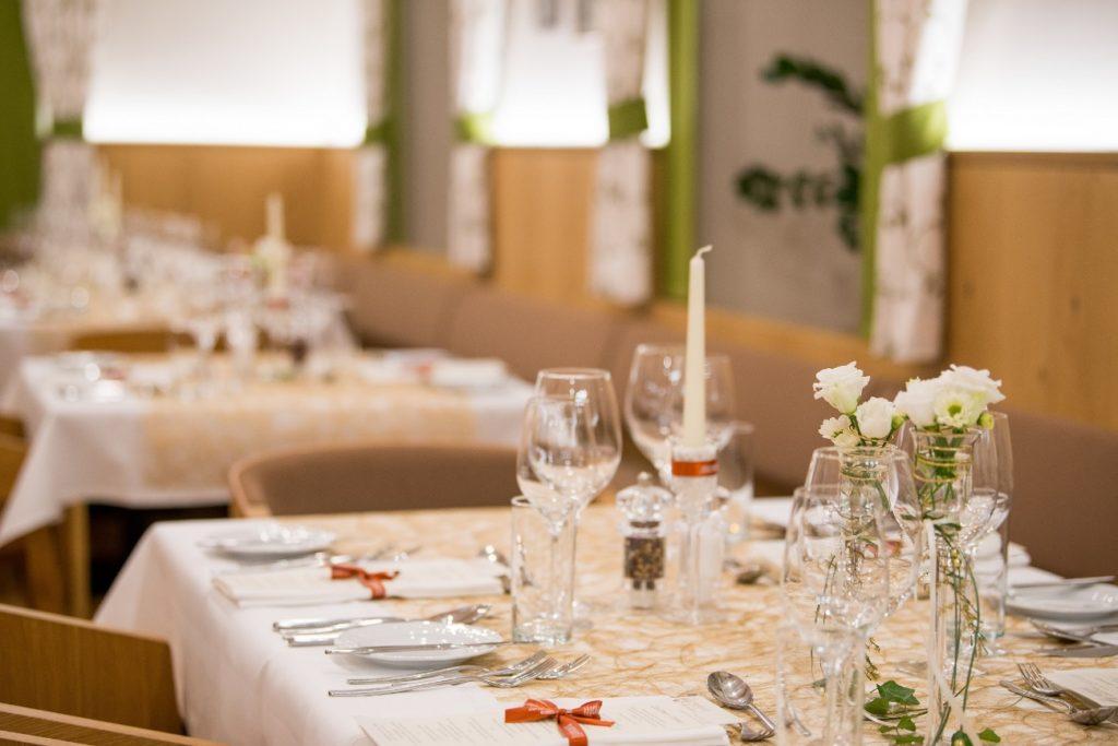 Restaurant im Joglland Hotel